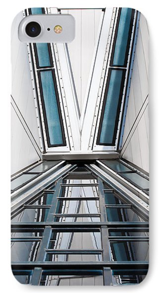 Structure Reflections IPhone Case