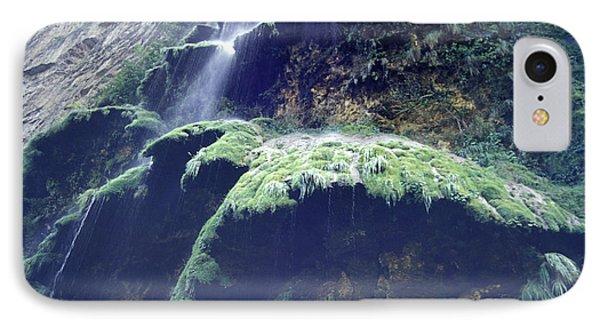 Sumidero Canyon Waterfall Chiapas Mexico IPhone Case