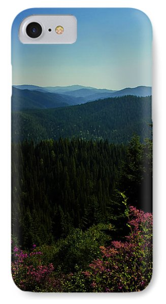 Summer In The Mountains IPhone Case