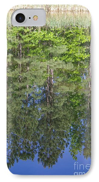 Summer Reflection IPhone Case