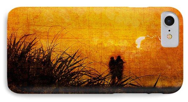 Sunrise Couple IPhone Case