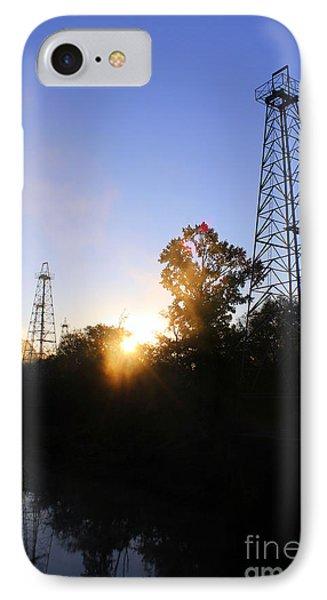 Sunrise On The Sabine IPhone Case