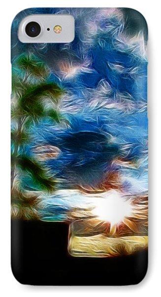 Sunrise Over Smithfield IPhone Case
