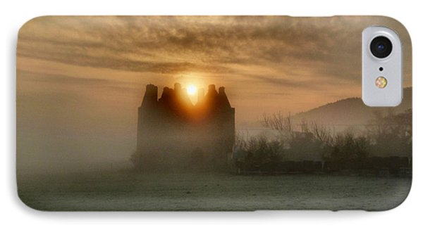 Sunrise Over The Tower IPhone Case