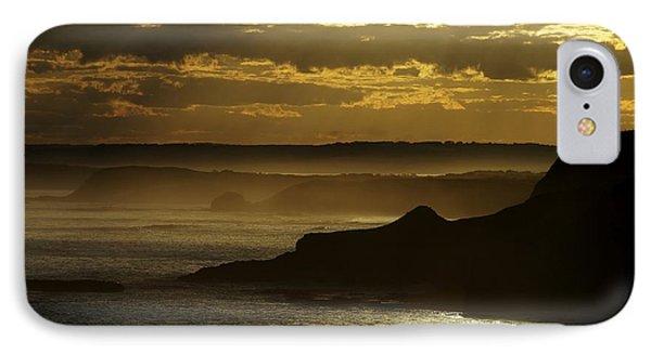 Sunset Mist IPhone Case