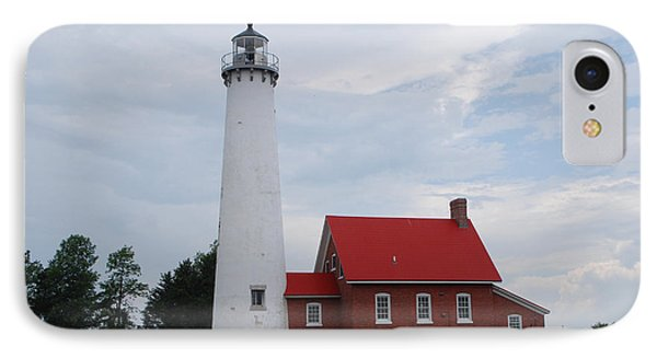 Tawas Point Lighthouse IPhone Case