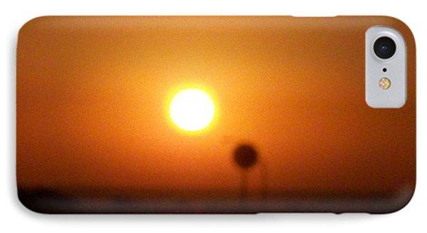 Texas Sunrise IPhone Case
