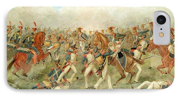 The Battle Of Vitoria June 21st 1813 IPhone Case