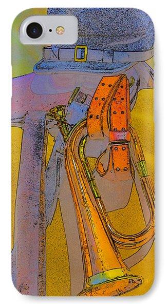 The Bugler IPhone Case
