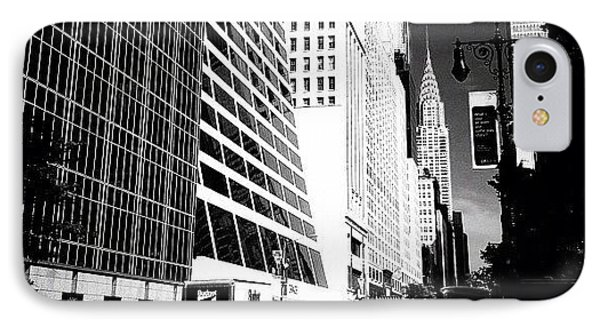 The Chrysler Building In New York City IPhone Case