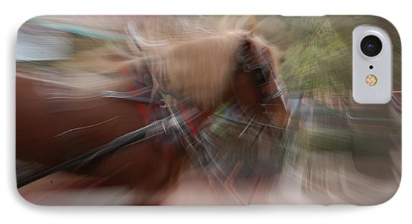 The Horse IPhone Case