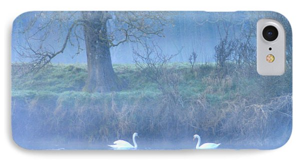 The Mystical River IPhone Case