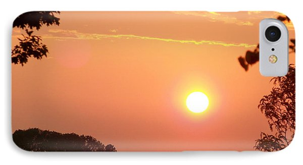 The Setting Sun IPhone Case