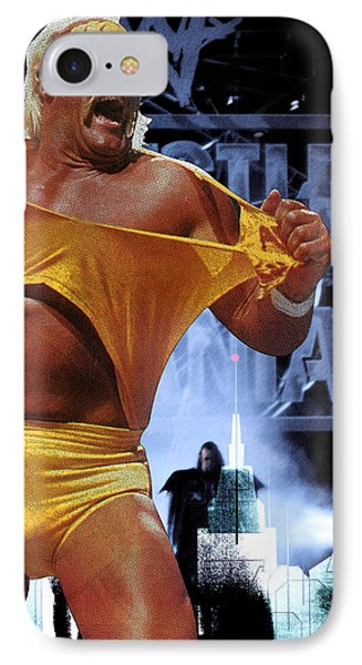 The Thrill Of One Fight IPhone Case