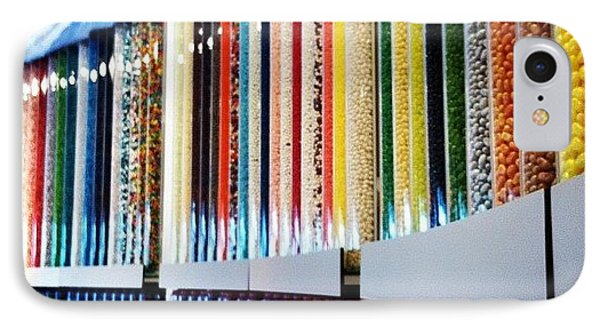 The Wall Of Candy IPhone Case