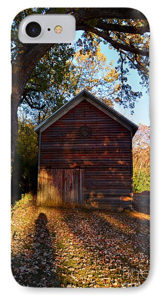The Weathered Shed IPhone Case