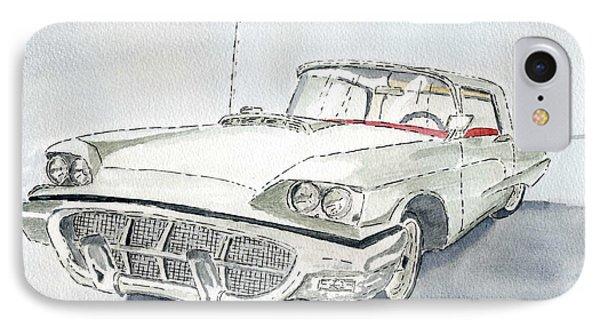 Thunderbird 1960 IPhone Case