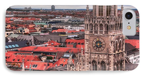 Time For Munich IPhone Case