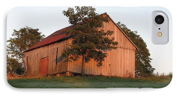 Tobacco Barn II In Color IPhone Case