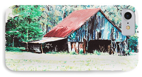 Tobacco Barn IPhone Case