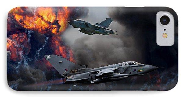 Tornado Gr4 Attack IPhone Case