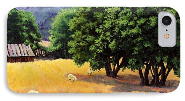 Tranquil Pastures IPhone Case