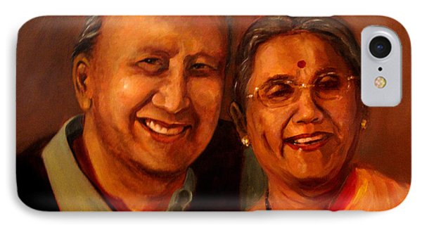 Uncle And Aunt IPhone Case