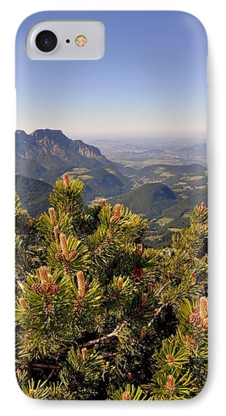 View From Eagles Nest IPhone Case