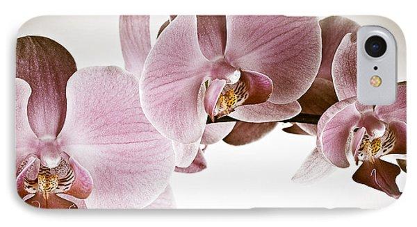 Vintage Orchid IPhone Case