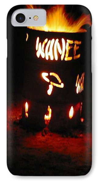 Wanee Fire IPhone Case