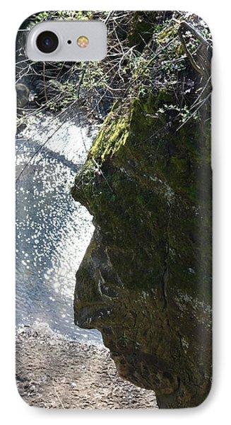 Warrior Rock IPhone Case