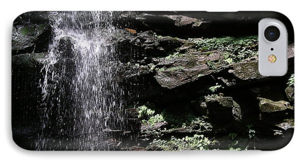 Water Figure Waterfall IPhone Case
