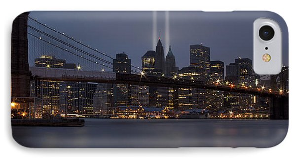 We Will Never Forget IPhone Case