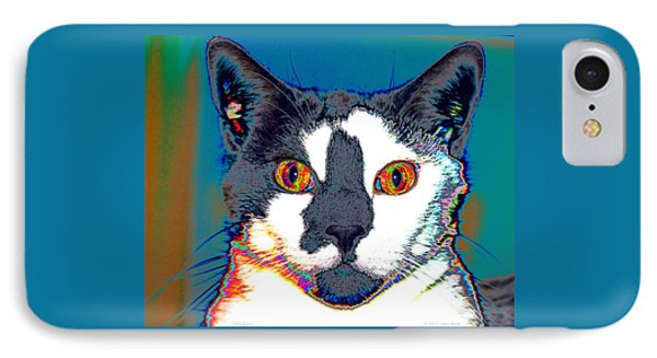 Wild Eyes IPhone Case