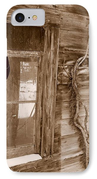 Window And Vine IPhone Case