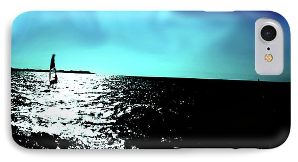 Windsurfing Greece IPhone Case