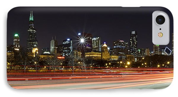 Windy City Fast Lane IPhone Case