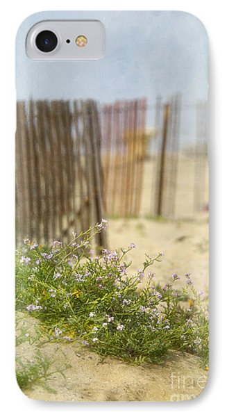 Winter Beach Scene IPhone Case