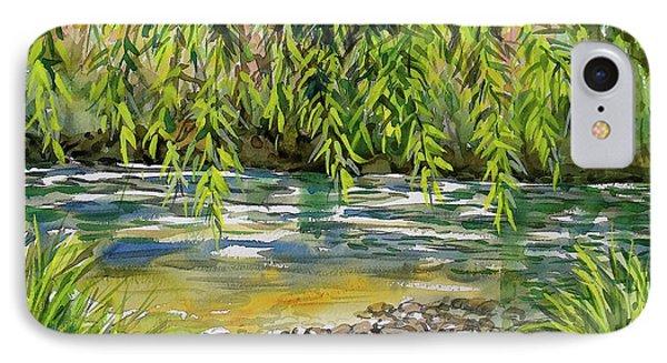 Yakima River IPhone Case