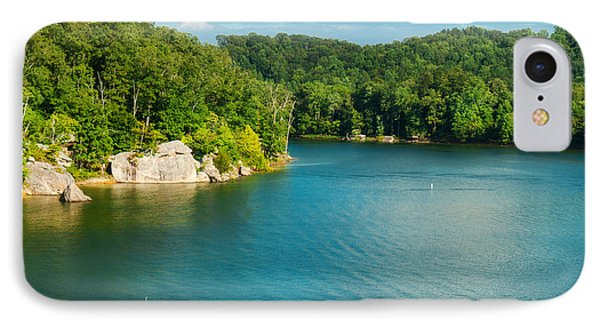 Yatesville Lake IPhone Case