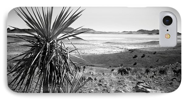 Yucca With A View IPhone Case