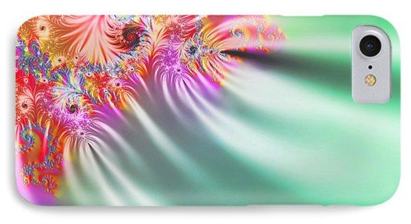 Aurora Color Dreams IPhone Case