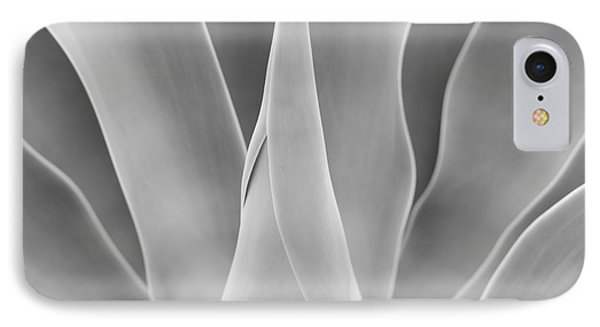 IPhone Case featuring the photograph Agave Waves   by John F Tsumas