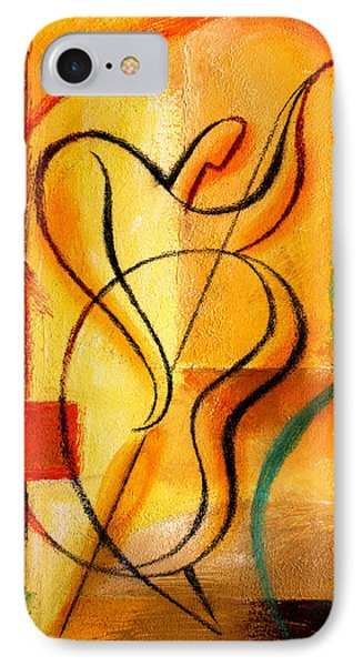 Jazz Fusion IPhone Case