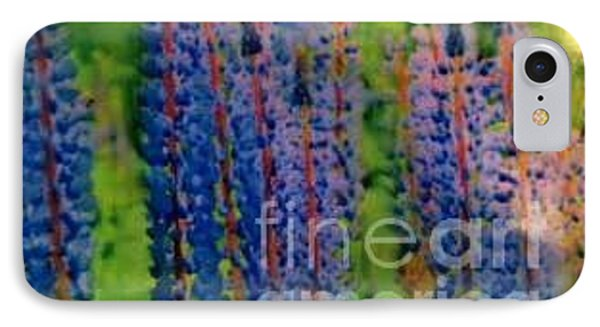 Lois Love Of Lupine IPhone Case