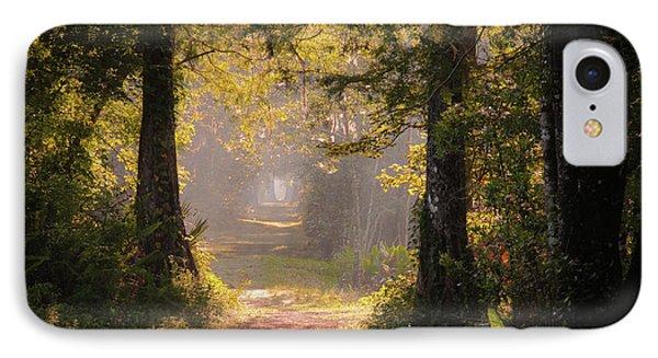 Swamp Trail IPhone Case