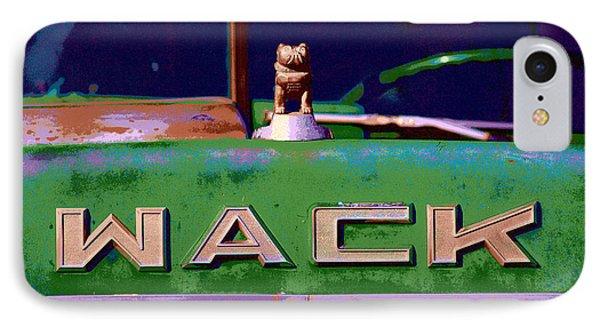 Wack Truck IPhone Case