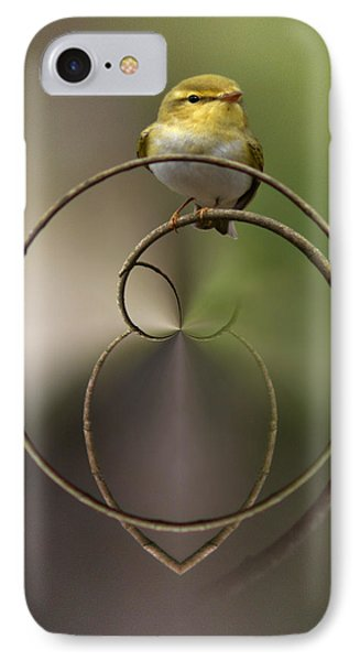 Wood Warbler IPhone Case