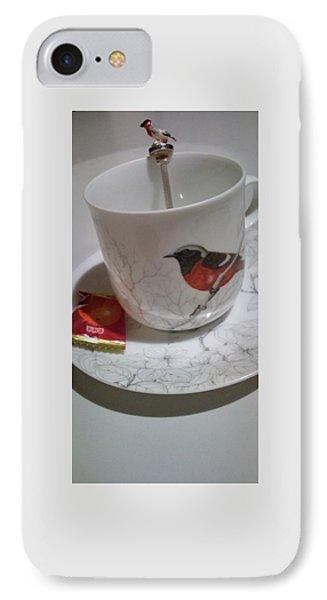 Kotori Means Bird IPhone Case
