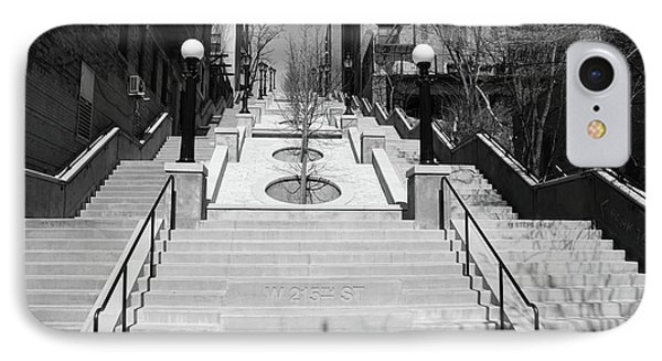 215th Street Stairs IPhone Case